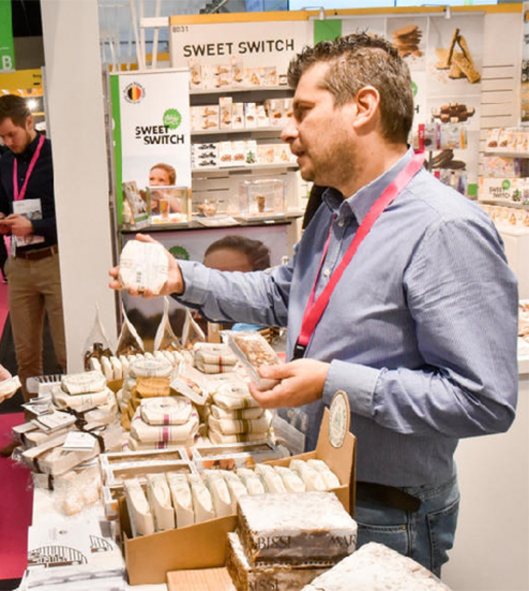 ISM International sweets and biscuits fair